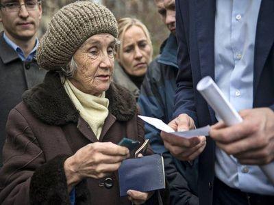 Как жителям ОРДЛО оформить украинскую пенсию