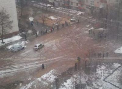 В Северодонецке прогремел взрыв