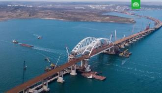 В Крыму рассказали об очередных «успехах» строительства «Крымского моста»