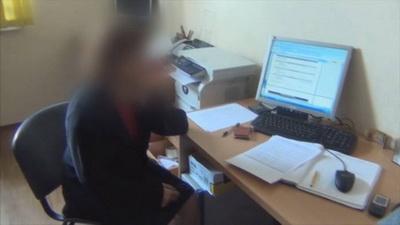 Военную Нацгвардии, шпионившую на РФ, приговорили к 4 годам