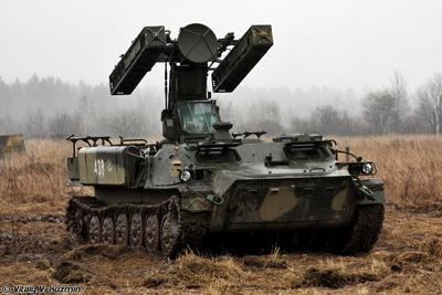 Фиксация ОБСЕ в районе Макеевки дивизиона ЗРК «Стрела-10» вызвала гнев российских кураторов ОРДО