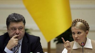 """""""Конечно, это рука Москвы. Верхняя ее часть"""": чем для Порошенко опасен визит Тимошенко в США"""