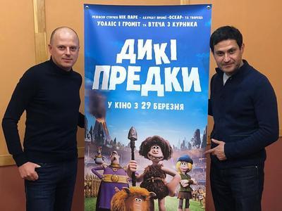 Спортивный комментатор Виктор Вацко озвучил героя мультфильма