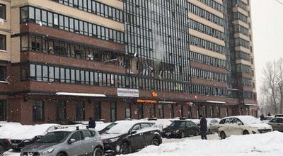 В Санкт-Петербурге прогремел мощный взрыв в многоэтажном жилом доме