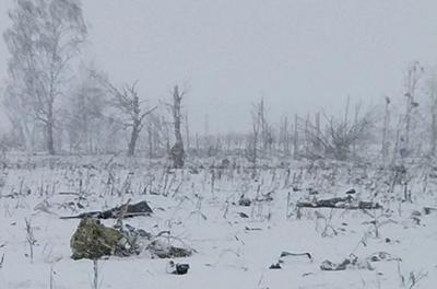 Стали известны новые факты крушения пассажирского самолета под Москвой