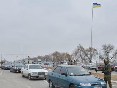 Пограничники обнародовали статистику по донбасским КПВВ на утро 13 февраля