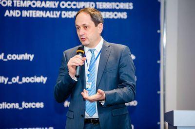Украинский министр: Если в Москве год просидел, то ничего, а если в Донецке – то всё