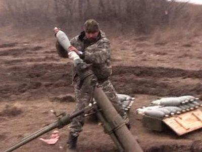 На Донбассе под огнем оказались позиции сил АТО у 9 населенных пунктов