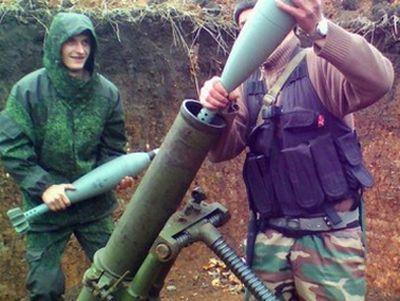 Свыше 30 минометных снарядов обрушились на позиции ВСУ, есть потери