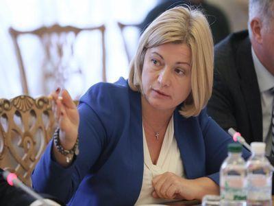 Минские переговоры о Донбассе: Геращенко рассказала о позорных действиях