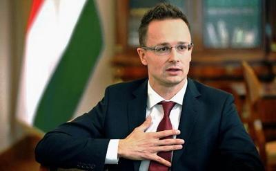 Глава МИД Венгрии заявил об украинской «международной кампании лжи»