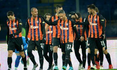 «Шахтер» начал футбольную весну с разгрома «Черноморца» (ВИДЕО)