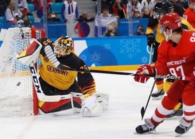 Российские хоккеисты обыграли немцев в финале Олимпиады