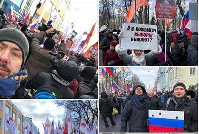"""Цымбалюк о марше памяти Немцова: """"Слышал только """"Герои не умирают"""". Но это не правда. Погибают на востоке Украины практически каждый день"""""""