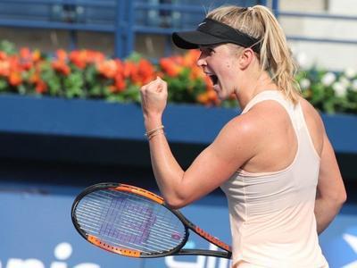 Свитолина разгромила россиянку в финале турнира WTA в Дубае