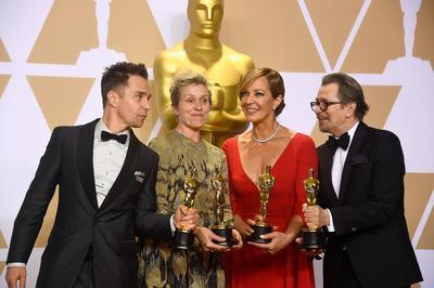 Названы победители кинопремии Оскар-2018
