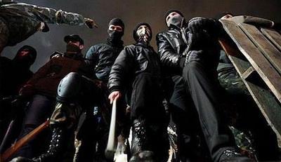Небесна сотня в труні перевернулася: легалізація «тітушок» обурила українців