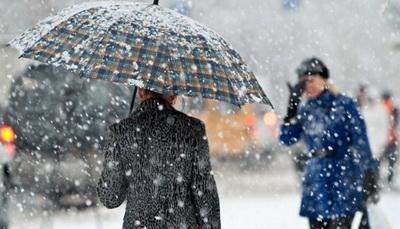 Дожди с мокрым снегом: что ожидает Украину 8 марта