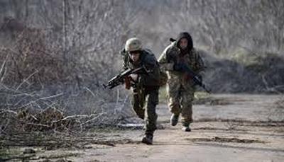 За сутки российско-оккупационные войска трижды нарушили перемирие на Донбассе: ранен воин ВСУ