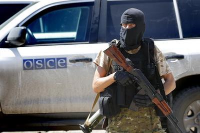 Жителям «ДНР» запретили общаться с ОБСЕ