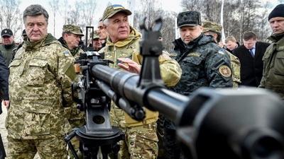 Порошенко пообещал быструю зачистку Донбасса
