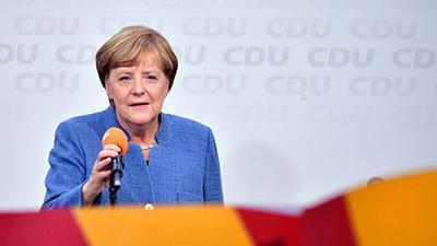 Меркель рассказала, что ждет Донбасс после выборов президента России