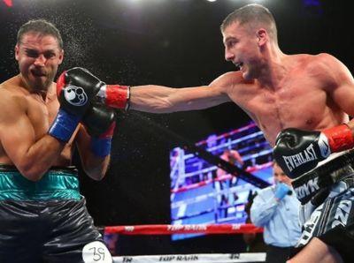 Бокс: украинец Гвоздик победил француза Амара