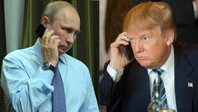 В Кремле заявили, что Трамп поздравил Путина с победой на выборах