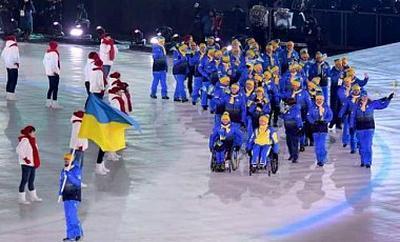 Украинские паралимпийцы заработали в Пхенчхане 90 млн грн