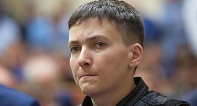 Политолог: Савченко ждет судьба Саакашвили