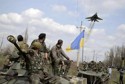 В Киеве рассказали, когда закончится АТО