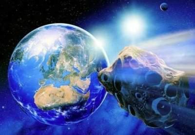 До сближения гигантского астероида с Землей осталось три дня