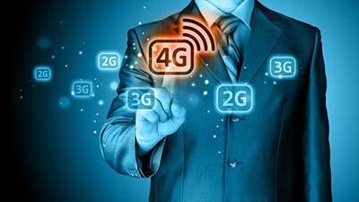 Сегодня в более чем 20 городах Украины запустят 4G