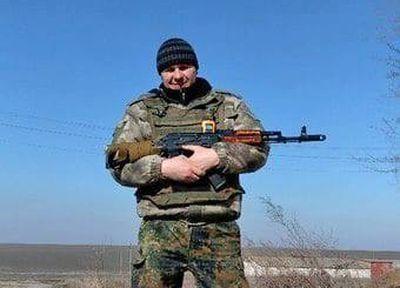 Стало известно имя защитника Украины, погибшего в зоне АТО в первый день перемирия