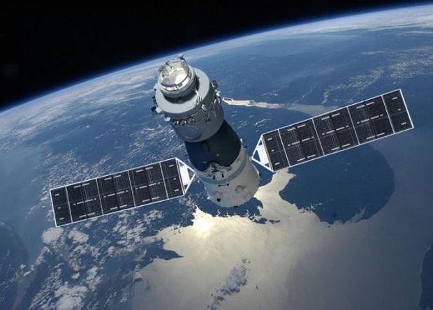 Китайская космическая станция сгорела над Тихим океаном