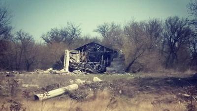 Как живут люди в селе возле Донецкого аэропорта - правозащитники