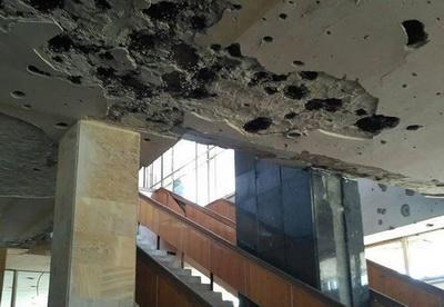 Как сегодня выглядит в Донецке дворец молодежи «Юность». ФОТО