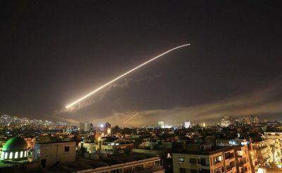 По Сирии нанесли ракетный удар: всё, что известно на данный момент