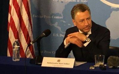 Волкер хочет вооружить Украину