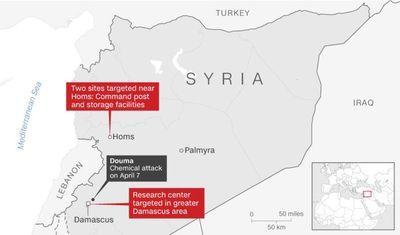 Шесть ремарок по атакам западной коалиции в Сирии