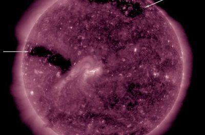 Привет от Солнца: Землю могут ждать колебания и помехи