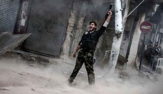 В Сирии начались бои между правительственными отрядами и оппозицией
