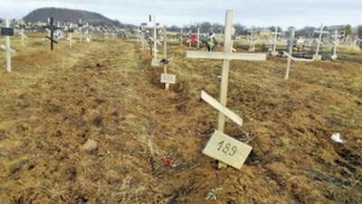 """Жители """"ДНР"""" сообщили о большом количестве свежих могил боевиков в Донецке: соцсети передали подробности"""