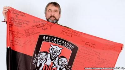 «Патрік» із Донбасу. Що привело ірландського водія у ДУК ПС?