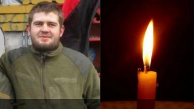 Молодой и храбрый: появилось фото украинского бойца, погибшего в Донбассе