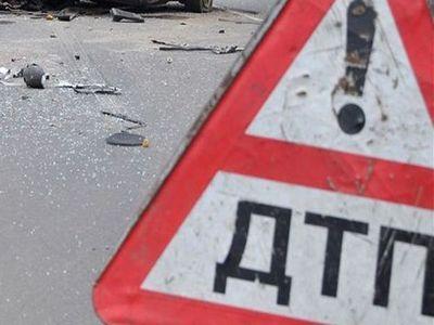 Люди разбились на дороге в оккупированной Донетчине