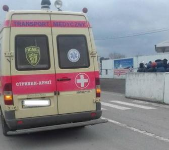 На КПВВ «Марьинка» умерла женщина