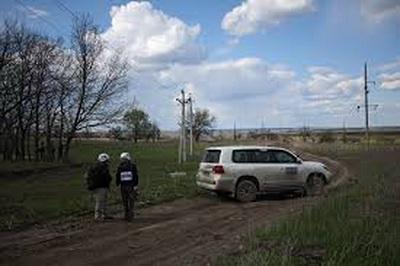В ОБСЕ рассказали о погибшем в результате взрыва в Луганской области