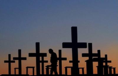 Неутешительная статистика: на 1 рождение в Горловке приходится 6-7 смертей