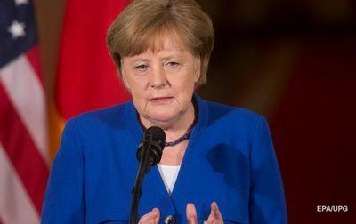 Меркель признала, что мировой правопорядок разрушен
